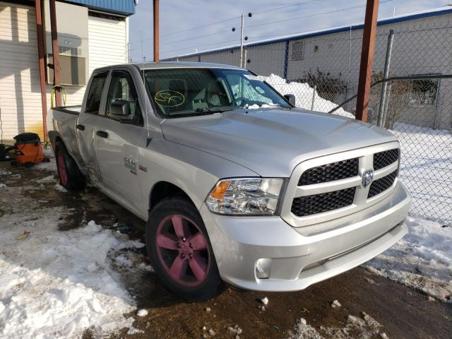 Salvage cars for sale from Copart Pennsburg, PA: 2019 Dodge RAM 1500 Class