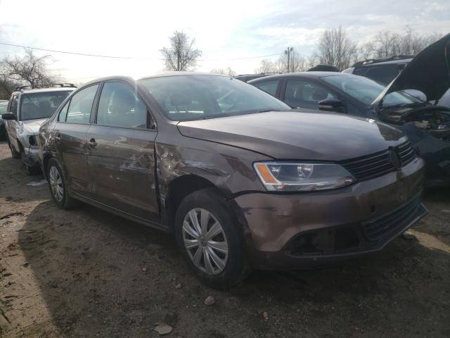 Salvage cars for sale from Copart Baltimore, MD: 2011 Volkswagen Jetta Base