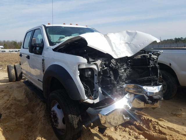 Salvage cars for sale from Copart Gaston, SC: 2019 Ford F450 Super