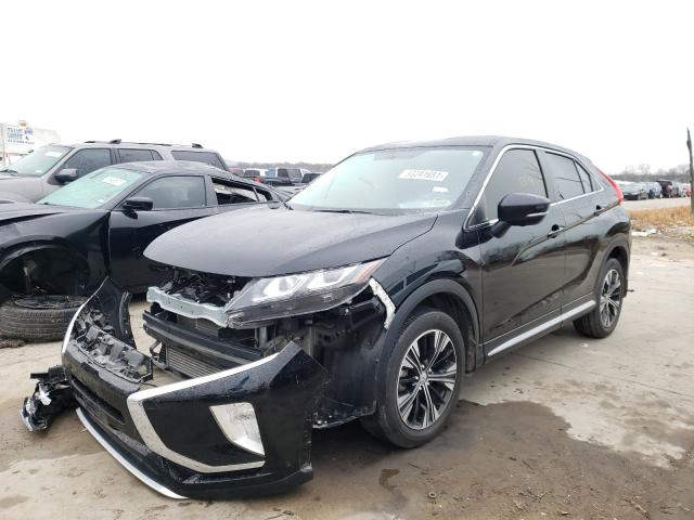 2018 MITSUBISHI ECLIPSE CR - Left Front View