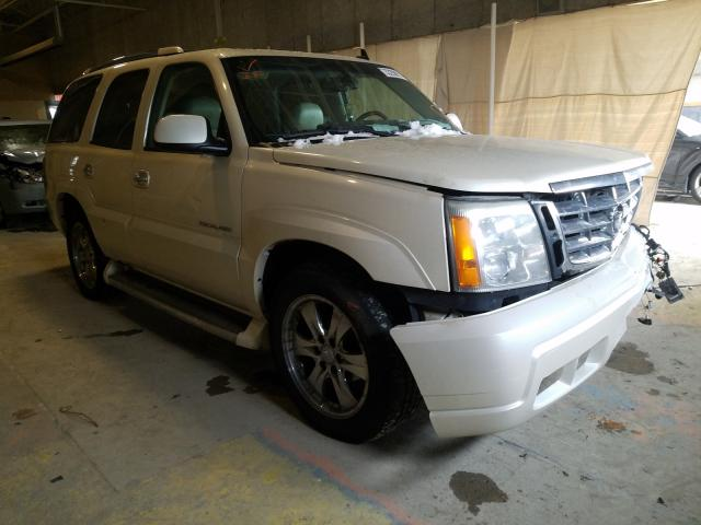 Salvage cars for sale from Copart Indianapolis, IN: 2006 Cadillac Escalade L