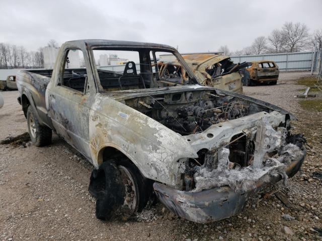Salvage cars for sale from Copart Lexington, KY: 2003 Mazda B3000