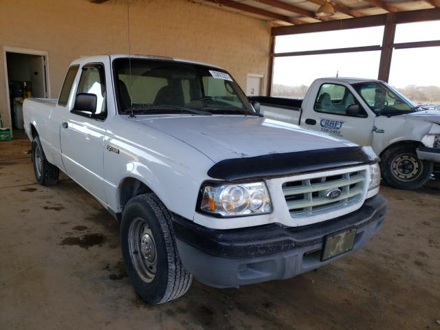 Salvage cars for sale from Copart Tanner, AL: 2003 Ford Ranger SUP