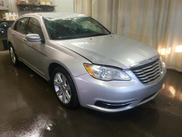 Chrysler 200 salvage cars for sale: 2011 Chrysler 200