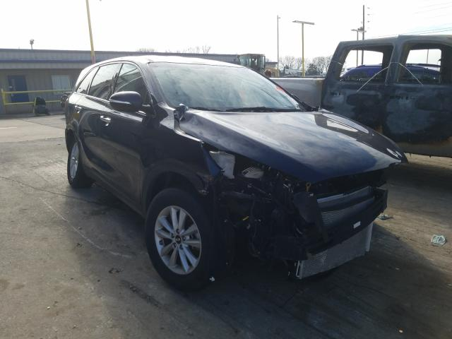 Salvage 2020 KIA SORENTO - Small image. Lot 33595471