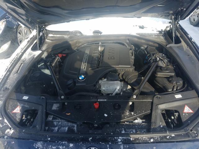 2011 BMW 535 XI - Interior View