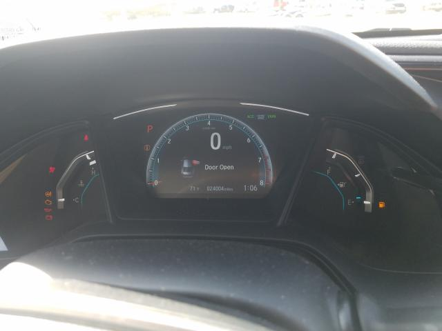 2020 HONDA CIVIC LX - Engine View