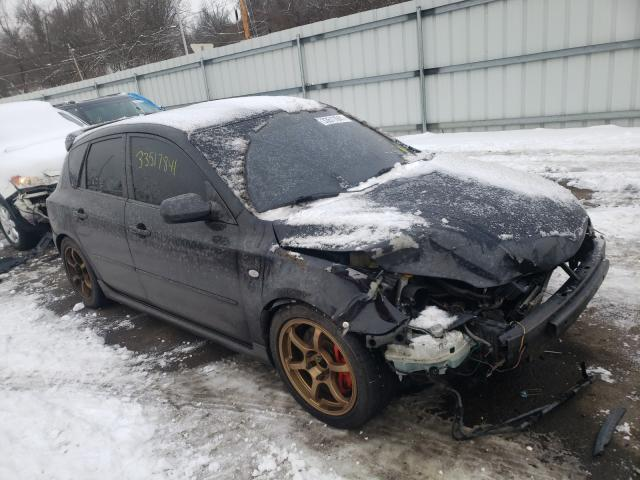 Mazda Speed 3 salvage cars for sale: 2009 Mazda Speed 3
