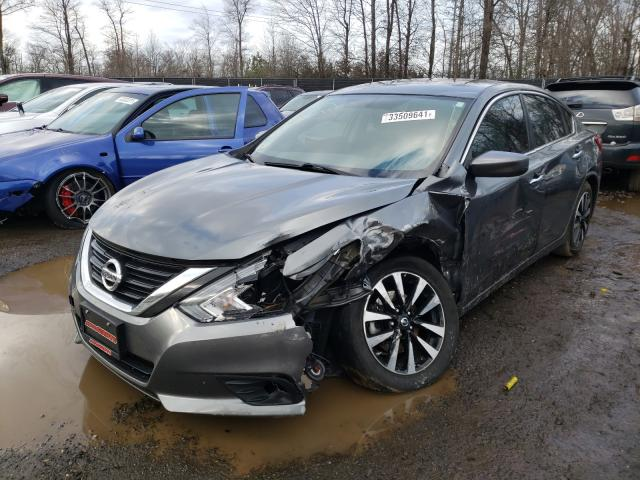 2018 NISSAN ALTIMA 2.5 - Left Front View