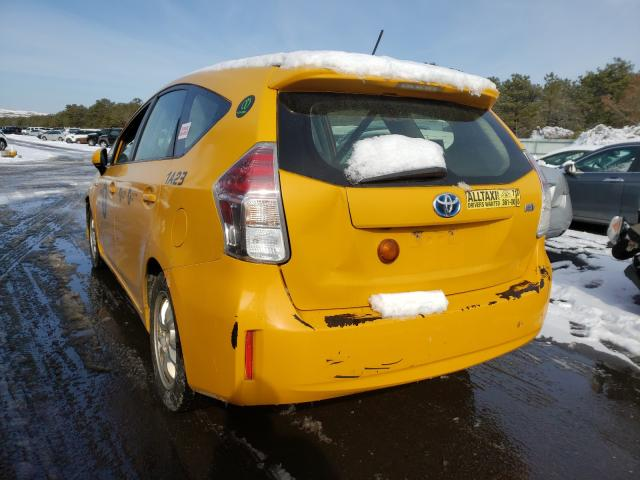 2014 Toyota PRIUS   Vin: JTDZN3EU4E3333300