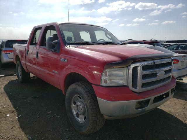 Salvage cars for sale from Copart San Diego, CA: 2006 Ford F250 Super