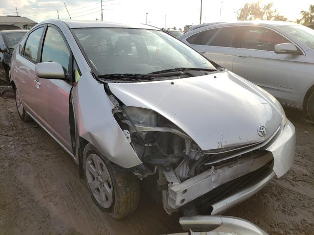 Salvage cars for sale from Copart Riverview, FL: 2004 Toyota Prius