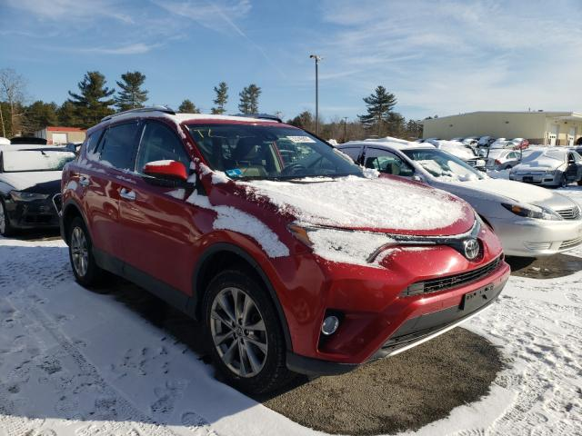 2016 Toyota Rav4 Limited for sale in Exeter, RI