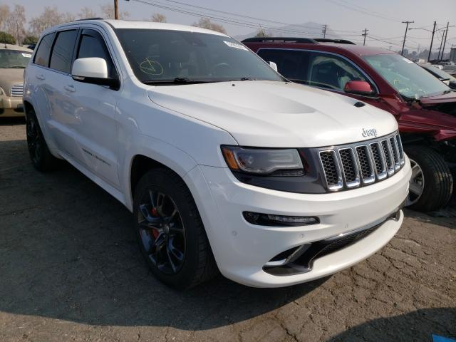 Salvage cars for sale from Copart Colton, CA: 2015 Jeep Grand Cherokee