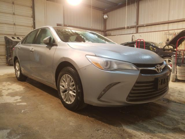 2017 TOYOTA CAMRY LE - 1