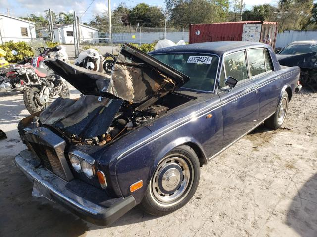 1980 ROLLS-ROYCE  SHADOW