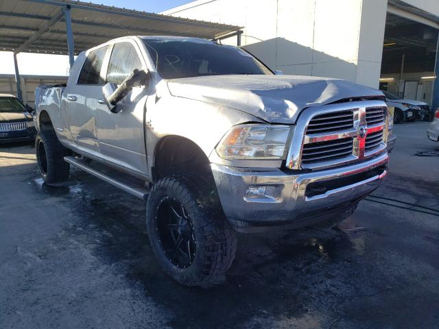 Salvage cars for sale from Copart Anthony, TX: 2015 Dodge RAM 2500 SLT