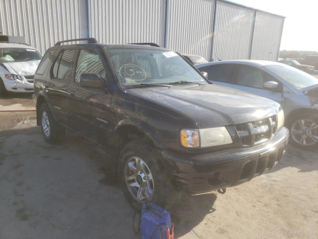 Isuzu Rodeo S salvage cars for sale: 2004 Isuzu Rodeo S