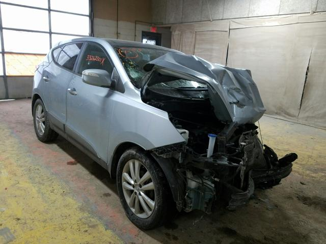 Salvage cars for sale from Copart Indianapolis, IN: 2011 Hyundai Tucson GLS