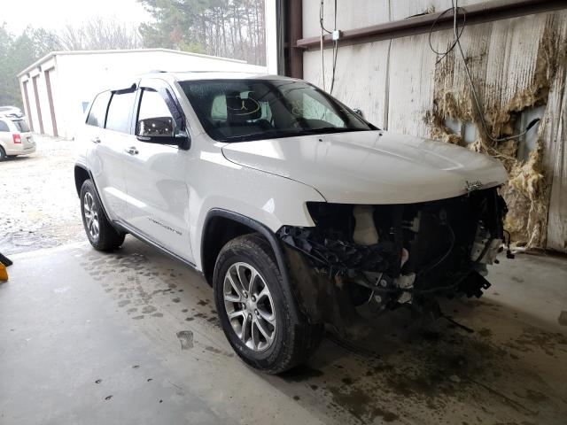 Salvage cars for sale from Copart Gainesville, GA: 2015 Jeep Grand Cherokee