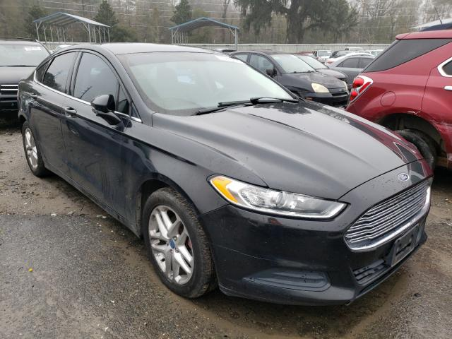 Salvage 2013 FORD FUSION - Small image. Lot 33708791