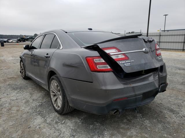 2014 FORD TAURUS LIM - Right Front View