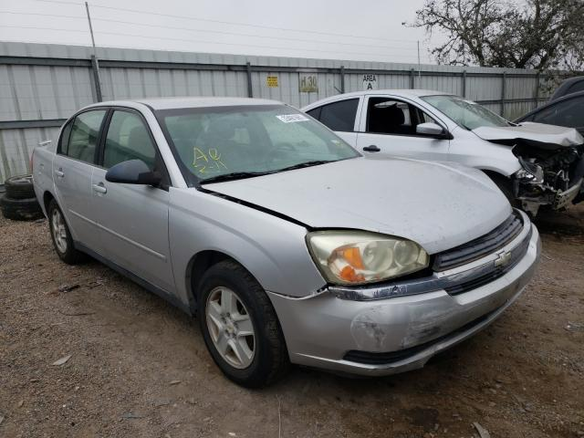 Salvage cars for sale from Copart Mercedes, TX: 2005 Chevrolet Malibu LS