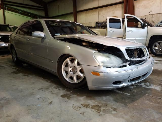 Mercedes-Benz salvage cars for sale: 2001 Mercedes-Benz S 430
