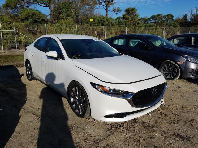 Mazda 3 Select salvage cars for sale: 2019 Mazda 3 Select