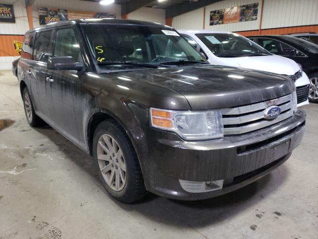 Ford salvage cars for sale: 2011 Ford Flex SEL