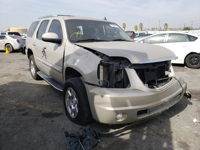 Salvage cars for sale from Copart Colton, CA: 2008 GMC Yukon Dena