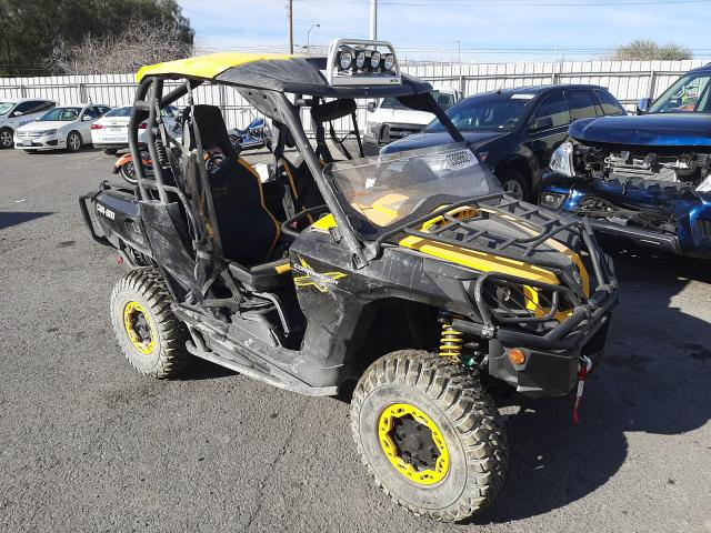 Can-Am Commander salvage cars for sale: 2011 Can-Am Commander