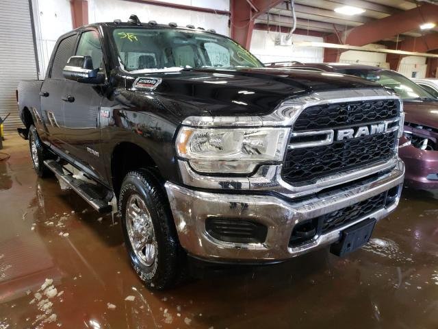 Salvage cars for sale from Copart Lansing, MI: 2019 Dodge RAM 2500 Trade