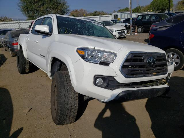 Vehiculos salvage en venta de Copart San Diego, CA: 2019 Toyota Tacoma DOU