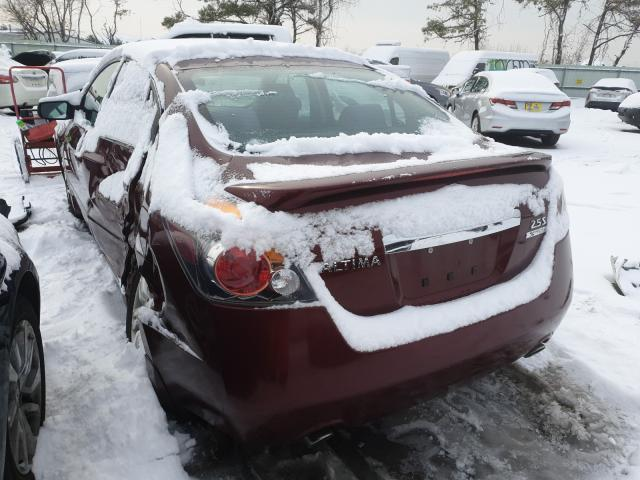2011 Nissan ALTIMA   Vin: 1N4AL2AP5BN463816
