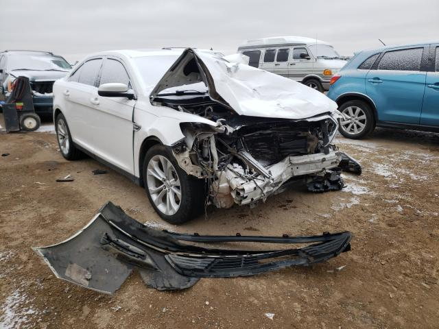 Salvage cars for sale from Copart Amarillo, TX: 2013 Ford Taurus SEL