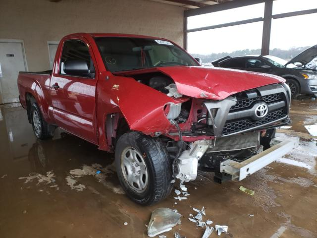 Salvage cars for sale from Copart Tanner, AL: 2011 Toyota Tacoma