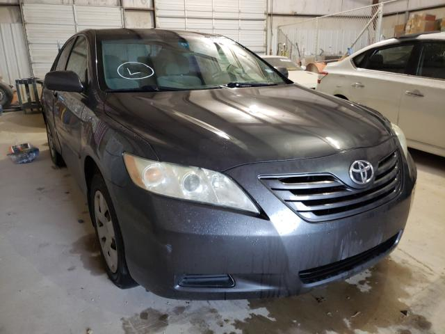 Salvage cars for sale from Copart San Antonio, TX: 2009 Toyota Camry Base
