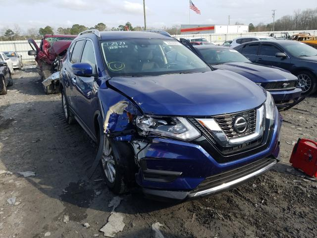 Salvage cars for sale from Copart Montgomery, AL: 2019 Nissan Rogue S