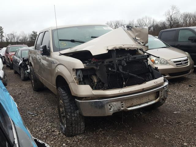 2012 FORD F150 SUPER - Left Front View Lot 31947971.