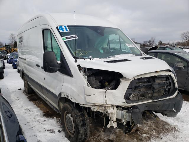 Ford salvage cars for sale: 2019 Ford Transit T