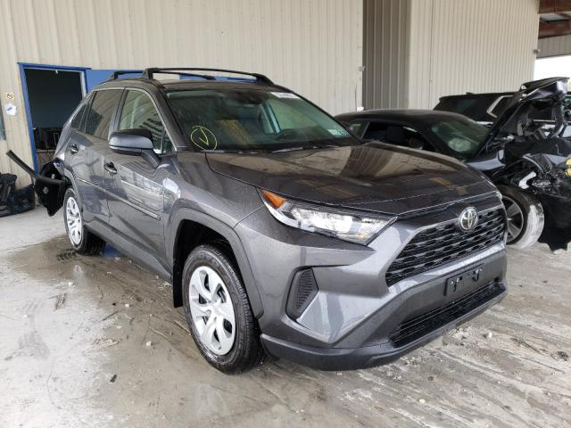 Salvage cars for sale from Copart Homestead, FL: 2020 Toyota Rav4 LE