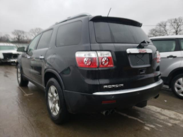 2009 GMC ACADIA SLT - Right Front View