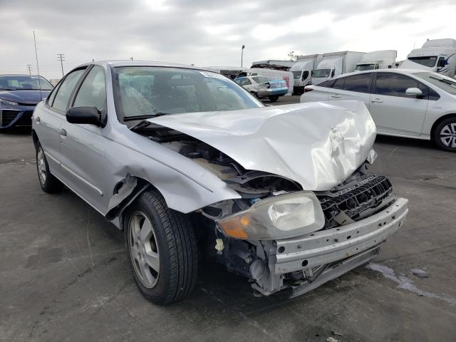 Salvage cars for sale from Copart Wilmington, CA: 2002 Chevrolet Cavalier L