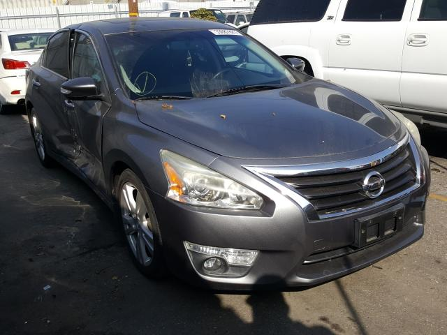 Nissan salvage cars for sale: 2015 Nissan Altima 3.5