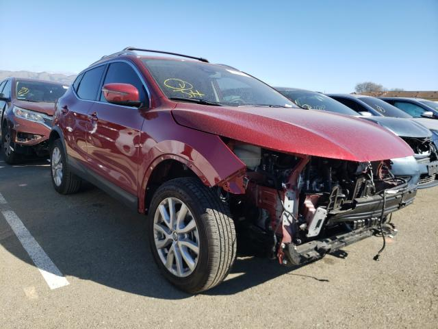 Nissan salvage cars for sale: 2020 Nissan Rogue Sport