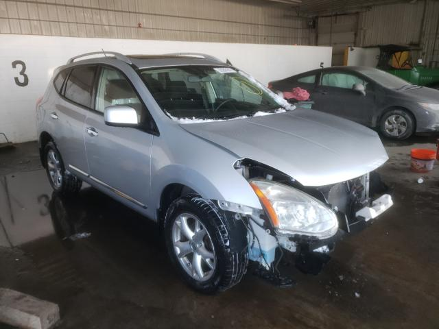 Salvage cars for sale from Copart Candia, NH: 2011 Nissan Rogue S