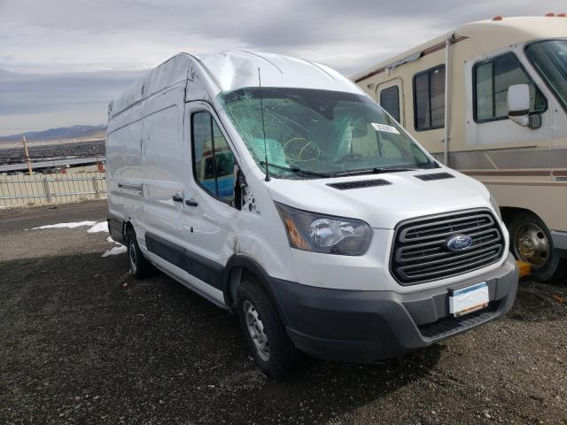 Salvage cars for sale from Copart Reno, NV: 2019 Ford Transit T