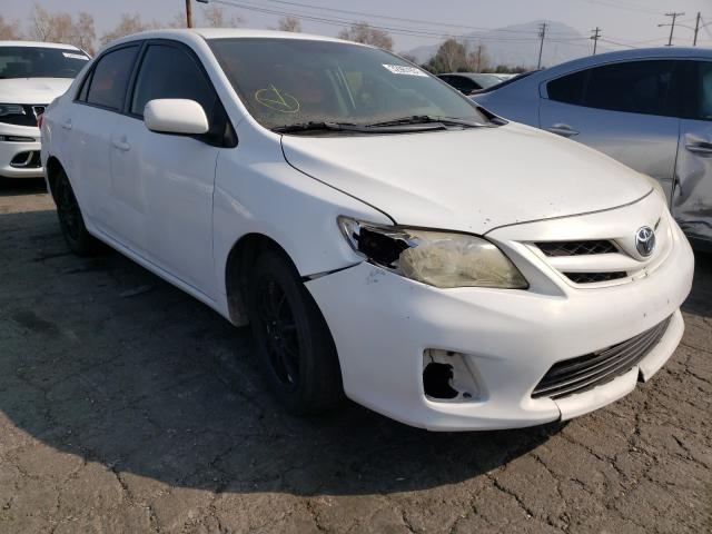 Salvage cars for sale from Copart Colton, CA: 2011 Toyota Corolla BA