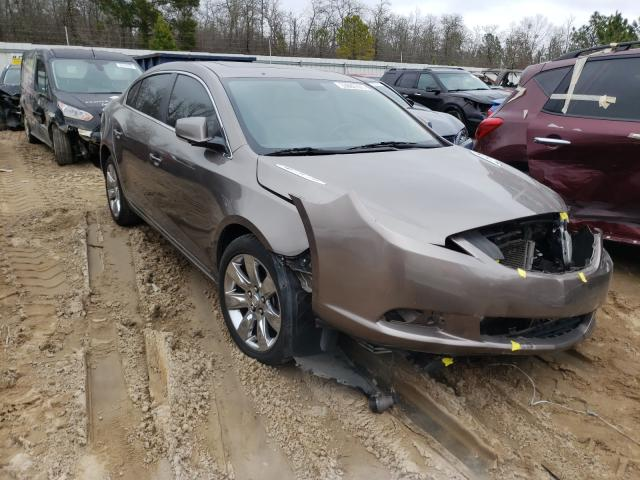 Salvage cars for sale from Copart Gaston, SC: 2012 Buick Lacrosse P